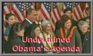 Hanabusa undermined Obama's agenda