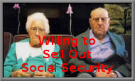 Hanabusa is willing to sell out Social Security